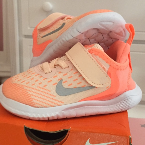 promo code 3a6e5 34ca4 Nike Free Run RN 2018 - Infant/Toddler Girl